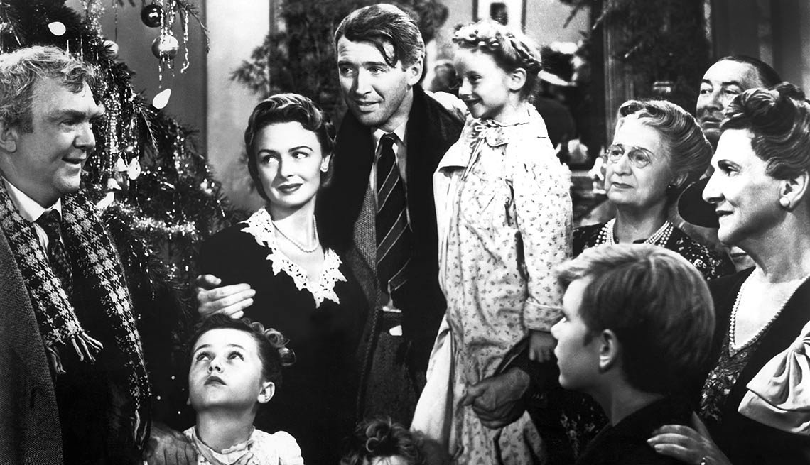 Your biggest assets are not kept in a bank  It's a Wonderful Life