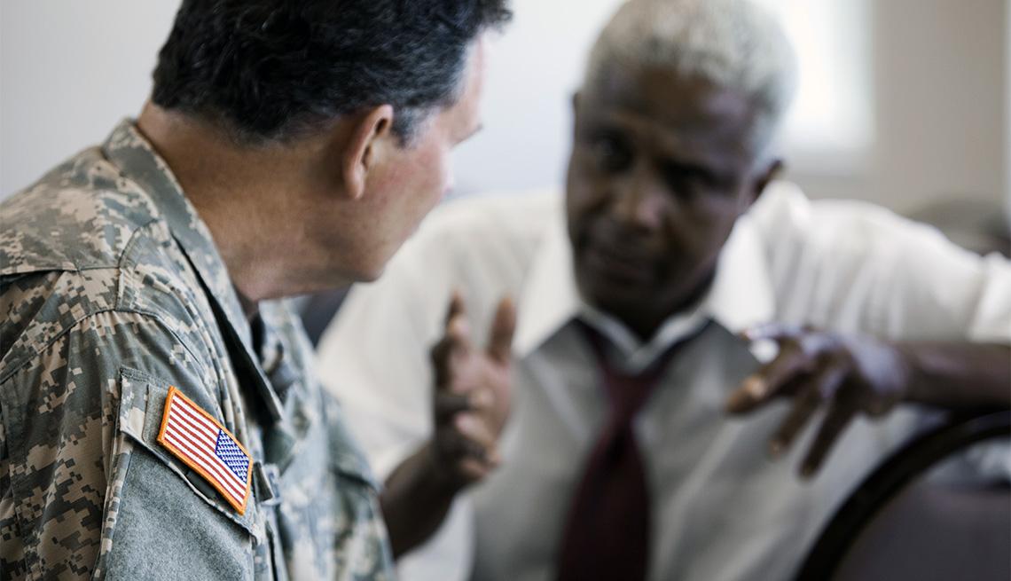 Refinancing Scams Target Veterans