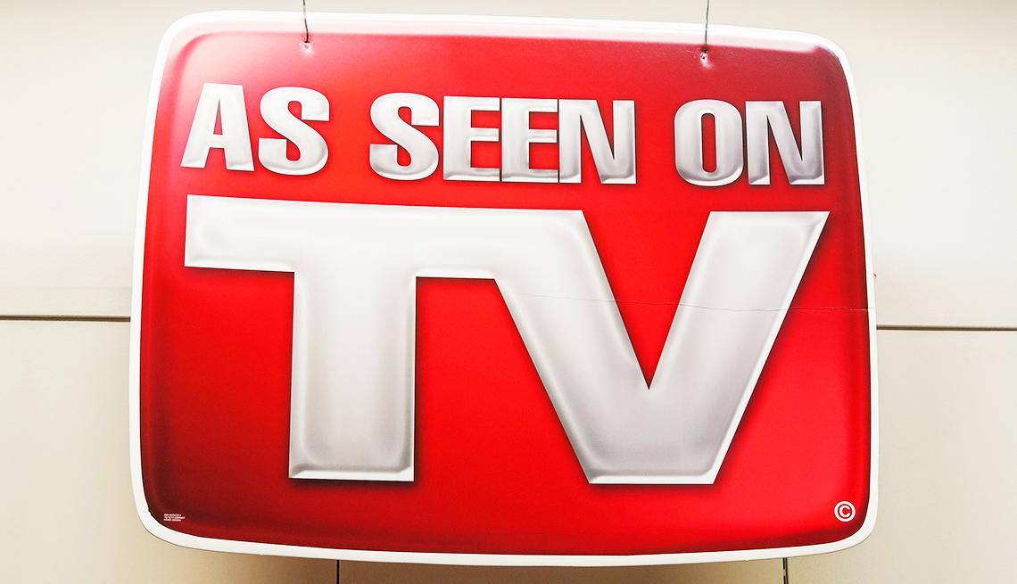 Imagen con el texto en inglés como lo ves en la televisión