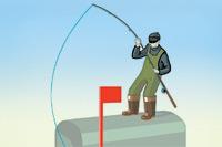 mailbox fishing