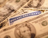 Social Security Cards and U.S. dollars-Socialsecurity cost of living adjustment scam