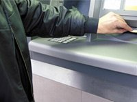 False out of order signs can influence customers to use ATM machines fitted with