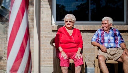 Barbara and Raymond Latzer turned to AARP Foundation's ElderWatch program after being barraged by telemarketers demanding payment for a medical alert necklace they never agreed to purchase.