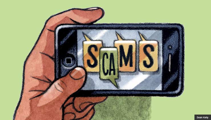 text now subscriber scam