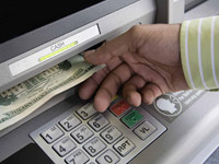 ATM glue fraud scam cash