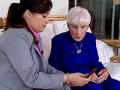 Tele-scam scam telemarket lottery lotto jamaican call mail prey advantage senior victim