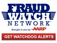 AARP Fraud Watch Network logo