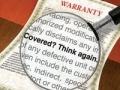 Antes de invertir en esa garantía extendida en su próxima compra importante, considere todas sus opciones. Puede que no valga la pena.