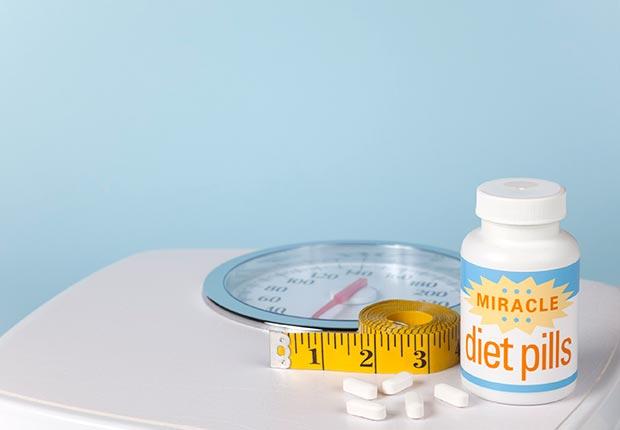 Algunas píldoras de pérdida de peso son sólo un truco - Evite las estafas
