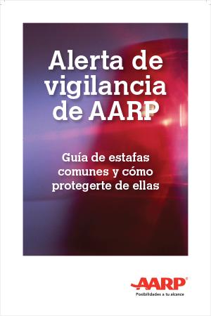 Alerta de vigilancia de AARP