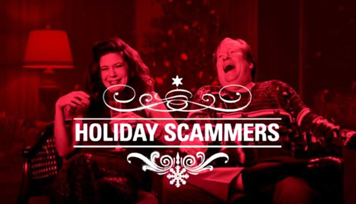 Holiday Scams video