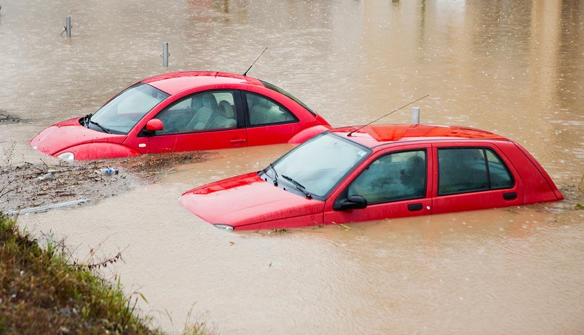 Scam alert - flood cars