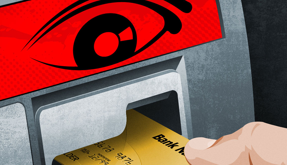 ATM Skimmer Prevention and Protection Tips