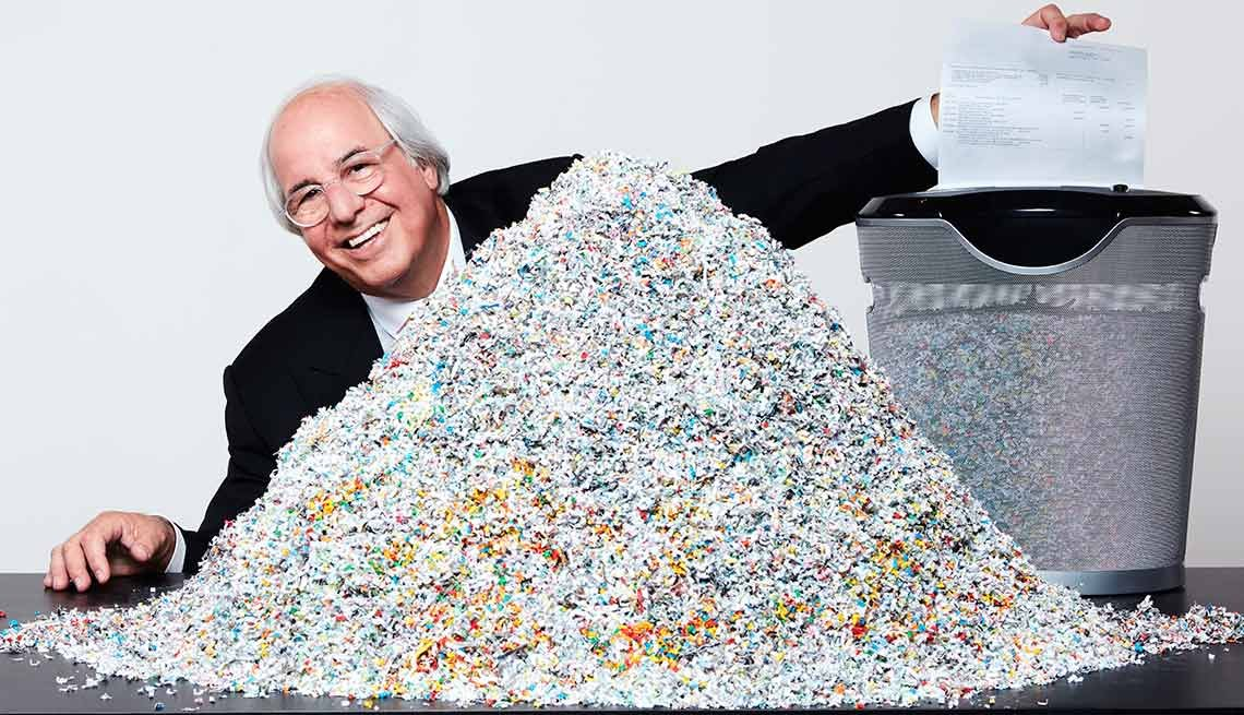 Frank Abagnale Talks Scams and Catch Me If You Can