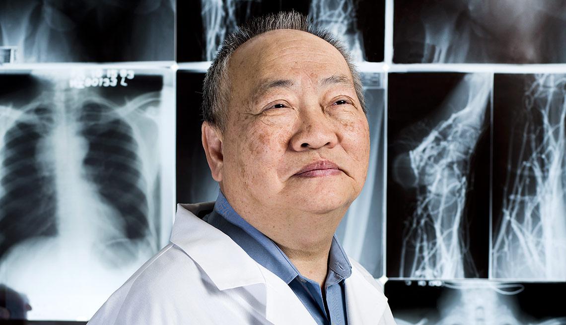 Whistleblower Joseph Ting reported his former employee of improper Medicare billing.