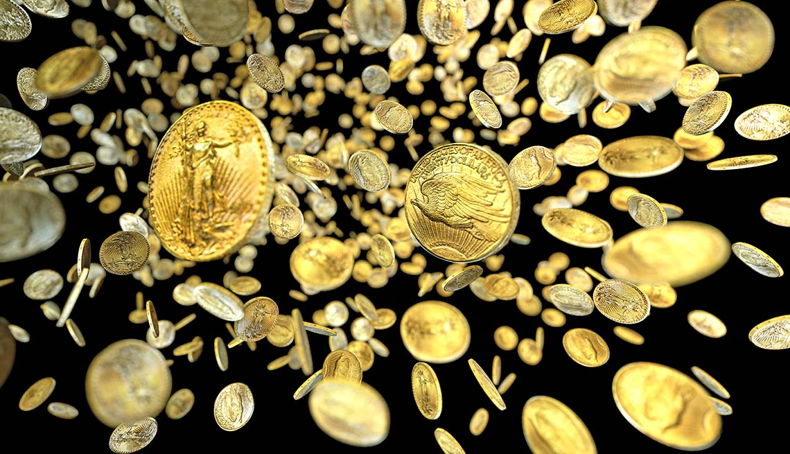 Gold Coin Scams Target Older Americans