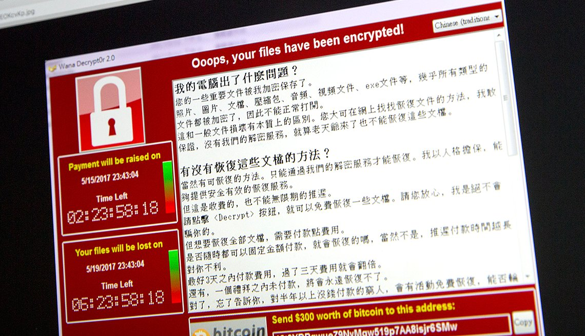 Ransomware Attack Wreaks Havoc Globally