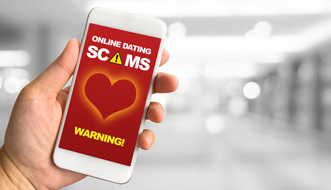 Online Dating Scammers Pose as Military Personnel