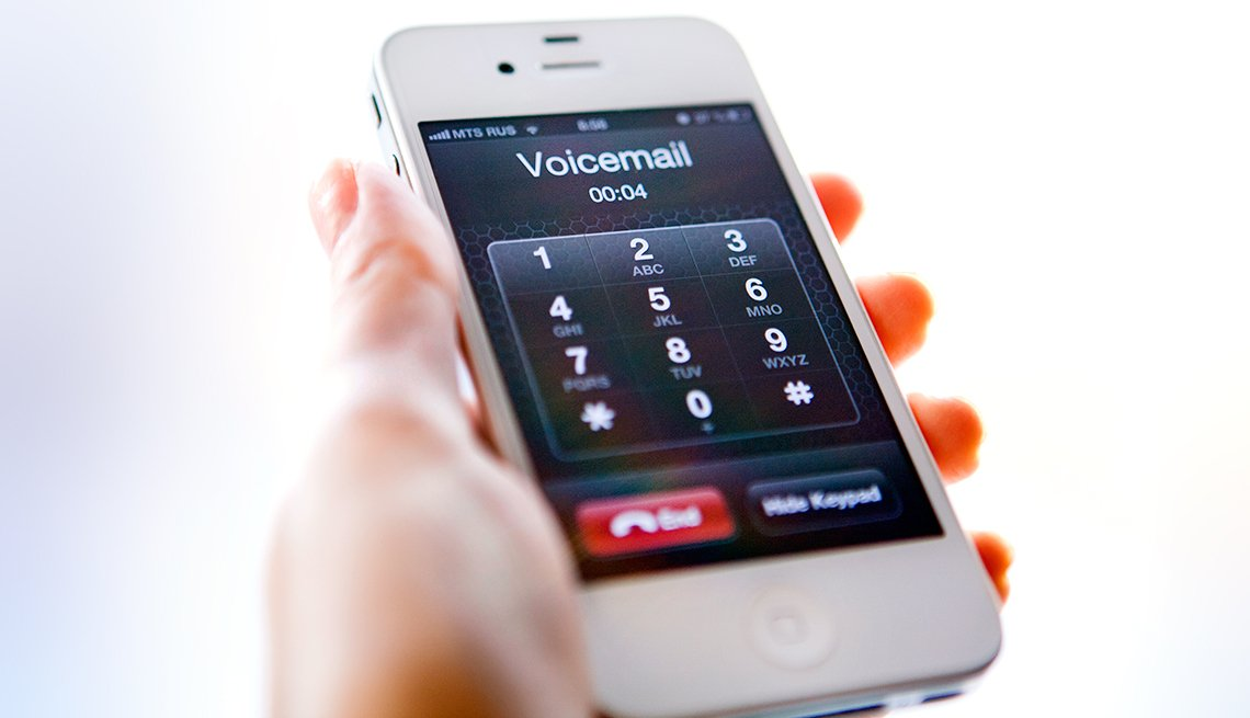 Telemarketer Voicemails