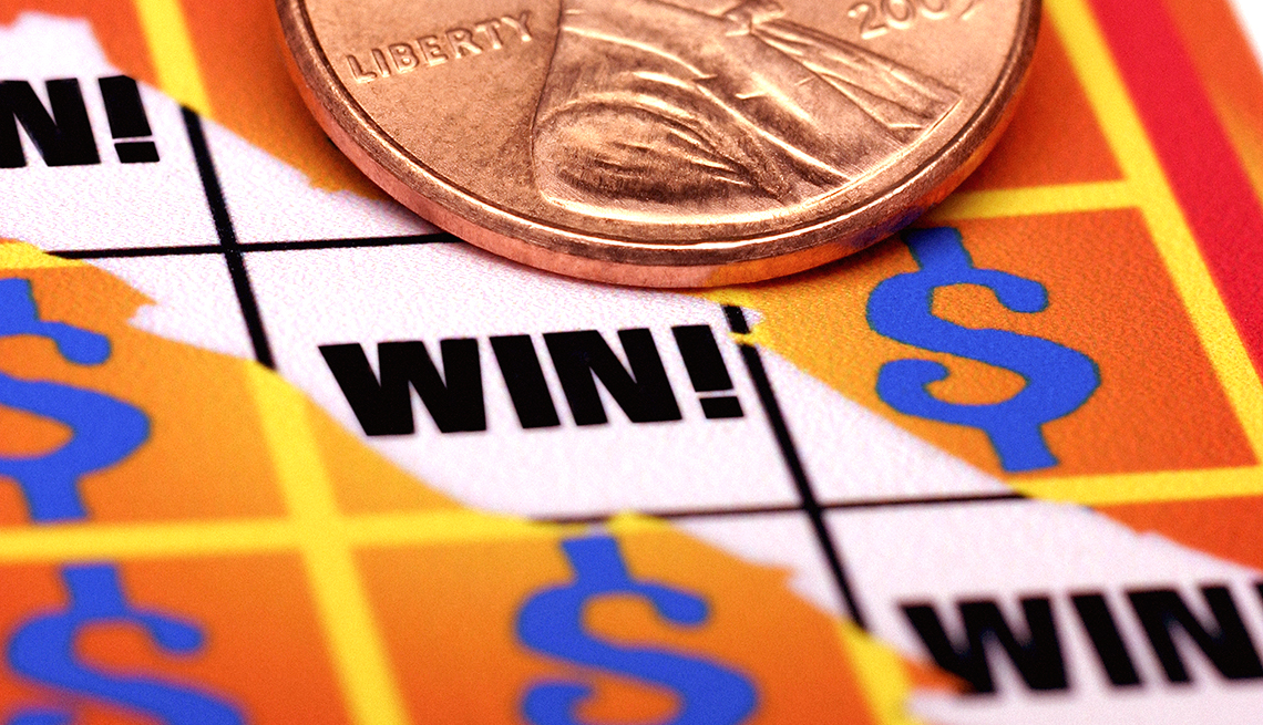 California Lottery Commission Denies Man Winning Ticket