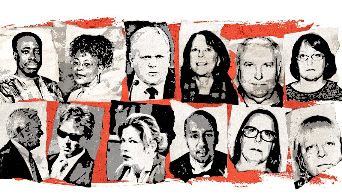 Rogues Gallery: Famous Fraudsters
