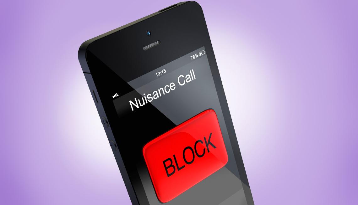 Block mobile phones - blocking mobile phones