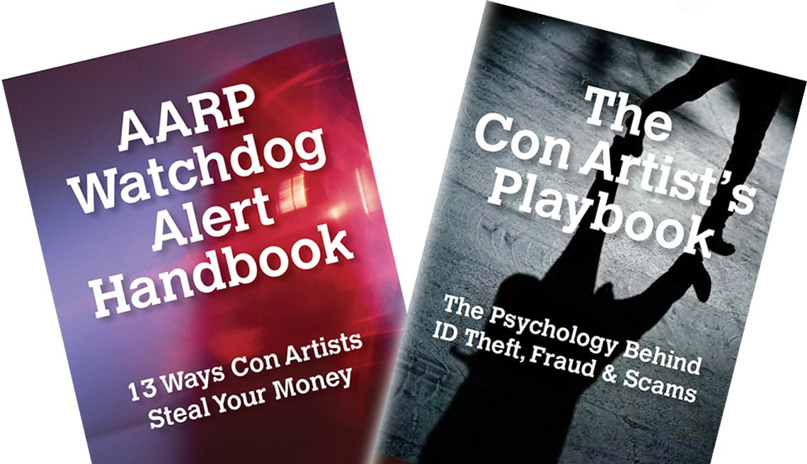 Watchdog and Con Artist's Handbooks