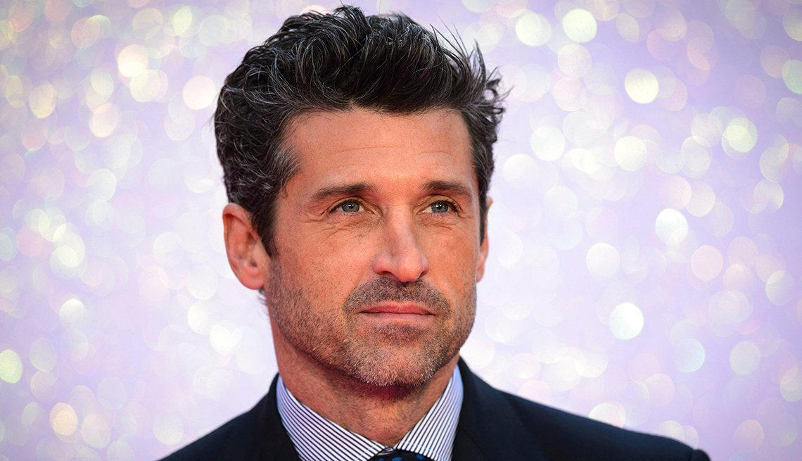 Actor Patrick Dempsey in 2016