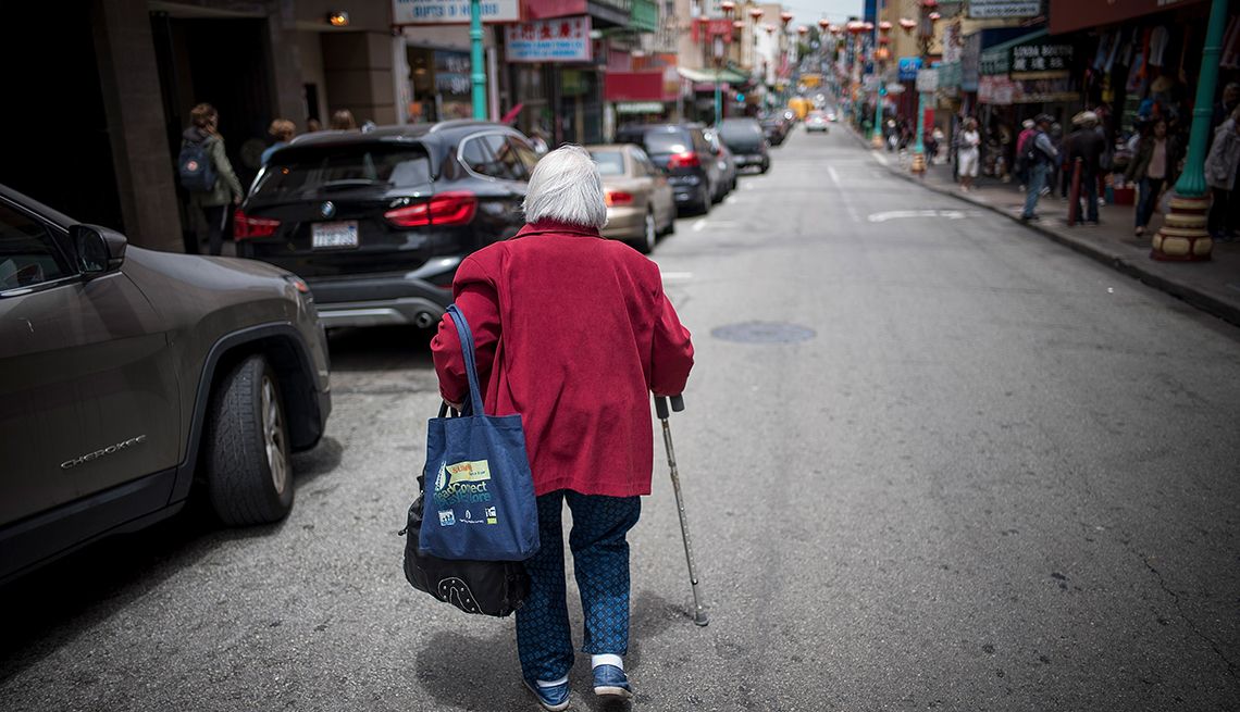 San Francisco is one of the many locations that scammers have targeted older women in blessing scams