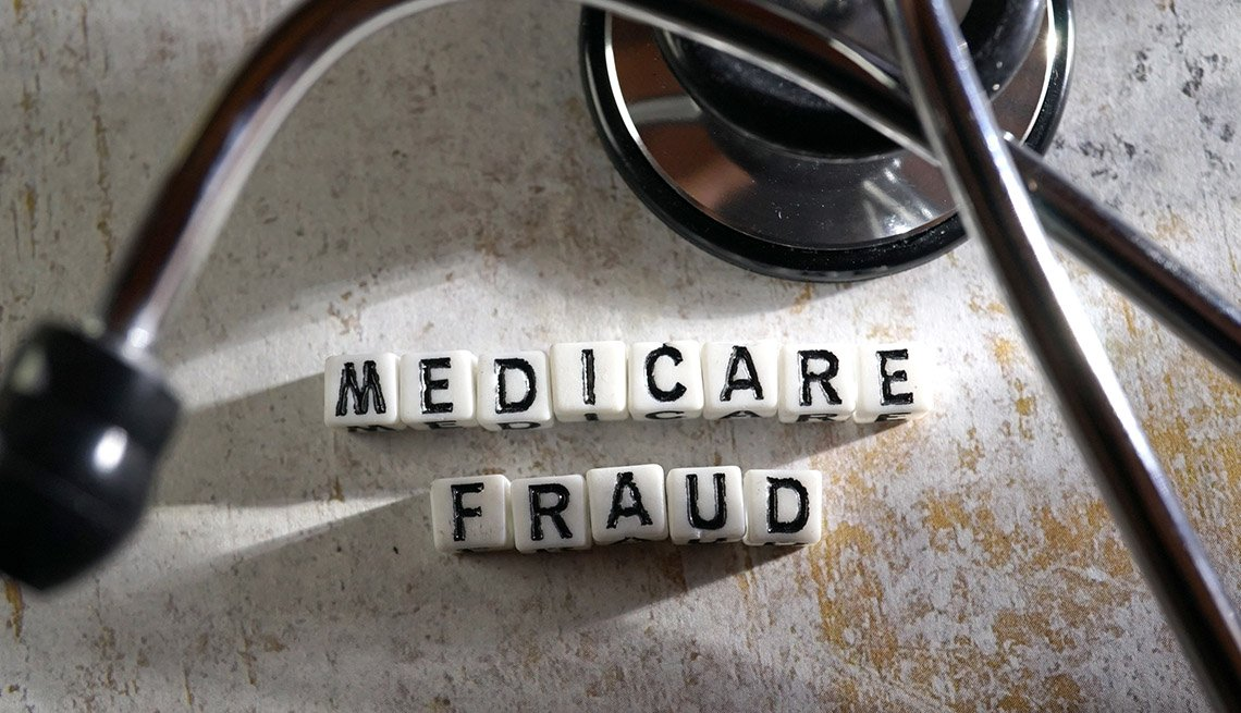 Medicare fraud cost taxpayers millions of dollars each year