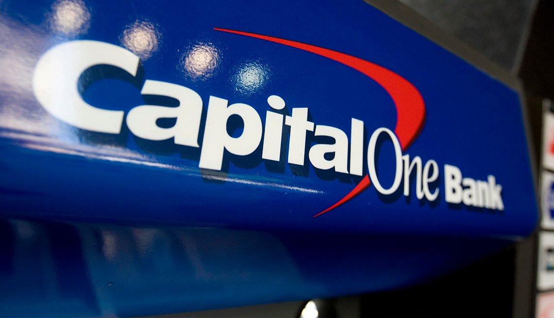 Logo del banco Capital One