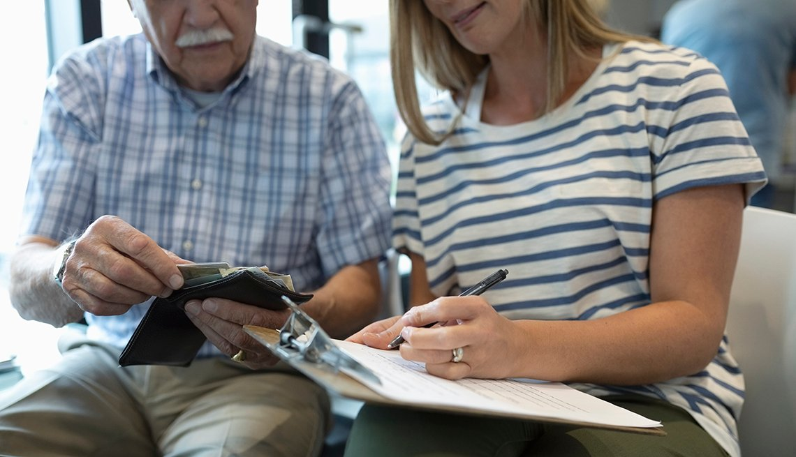 By becoming the point of contact for your parents' accounts you protect them from fraud.