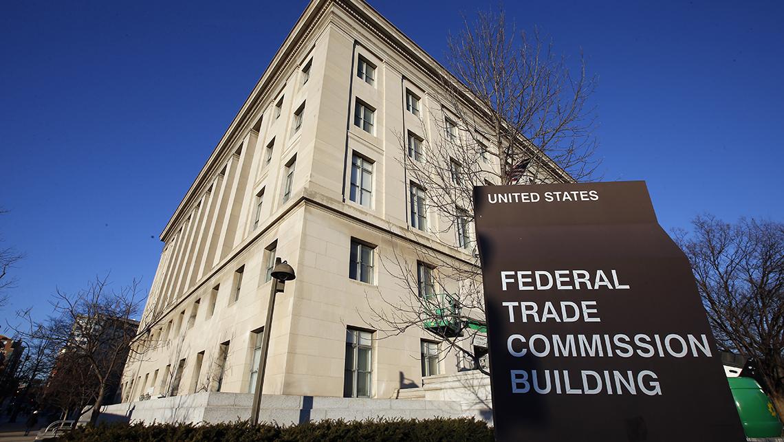 Edificio de la Comisión Federal de Comercio de los Estados Unidos.