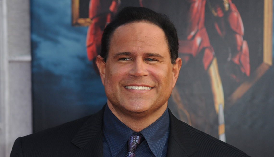 Actor Keith Middlebrook arrives at the world premiere of Paramount Pictures and Marvel Entertainment's 'Iron Man 2 held at El Capitan Theatre on April 26, 2010 in Hollywood, California.