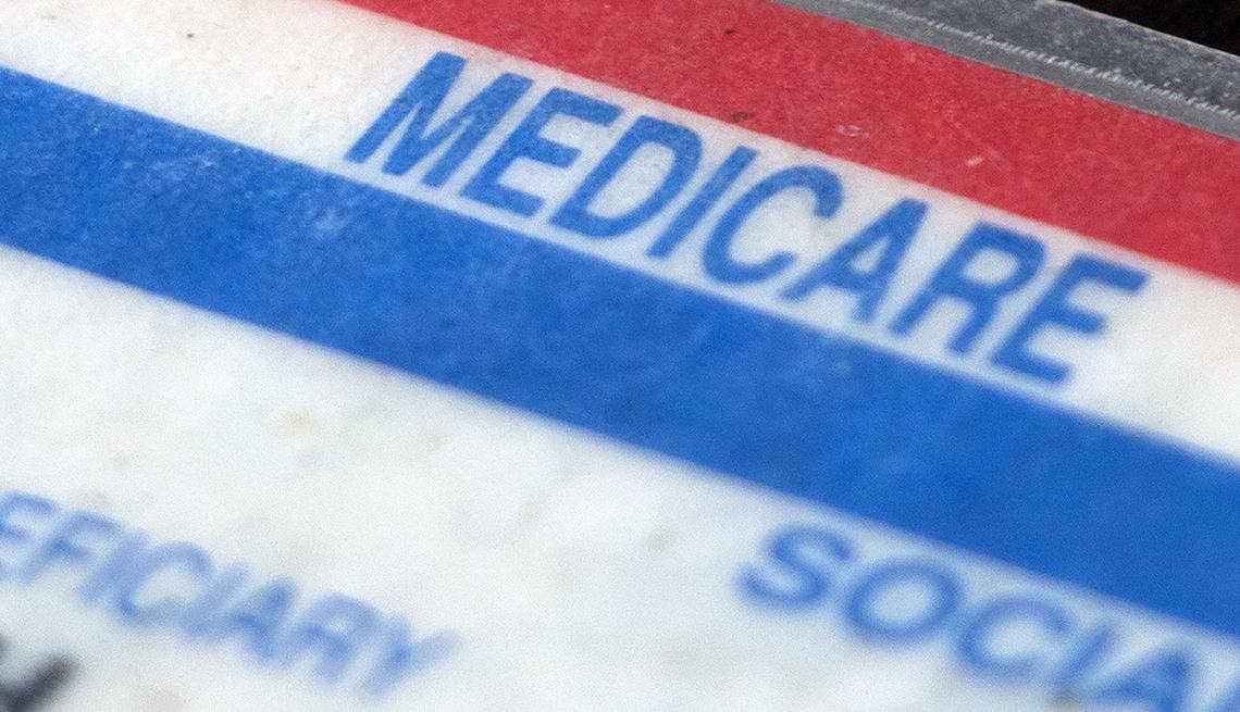 Tarjerta de Medicare