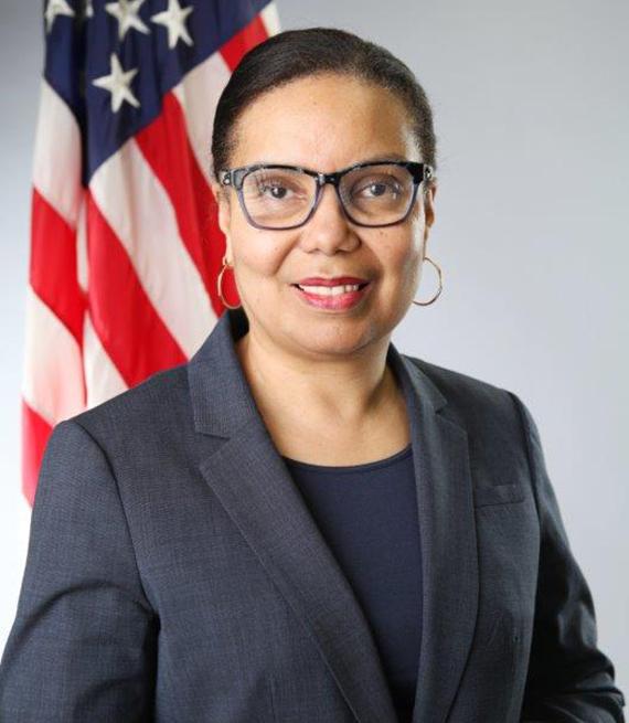 Donna Harris, portavoz de la división de Nueva York del USPIS.