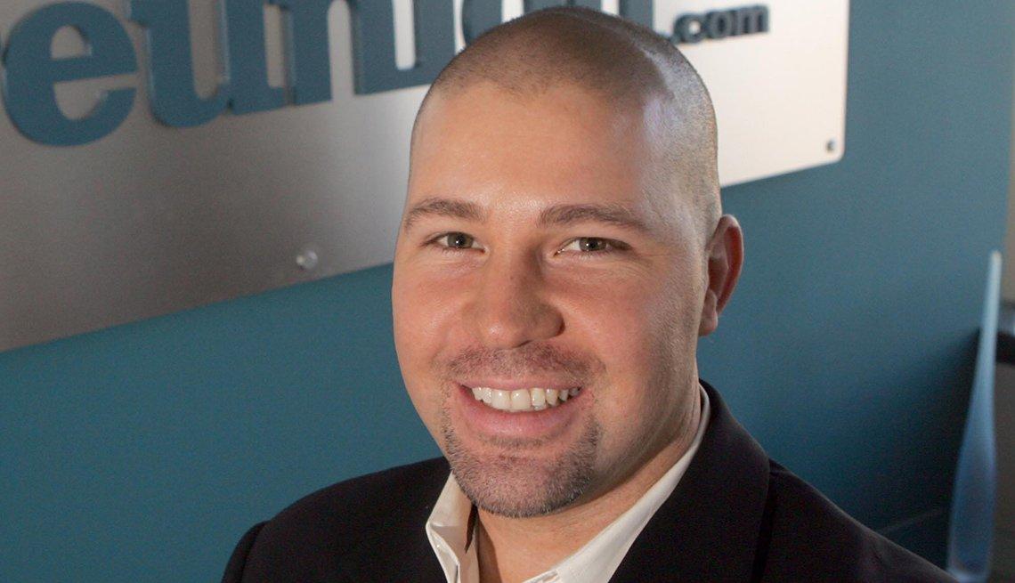 Jeffrey Tinsley, fundador y gerente general de Reunion.com, Inc.