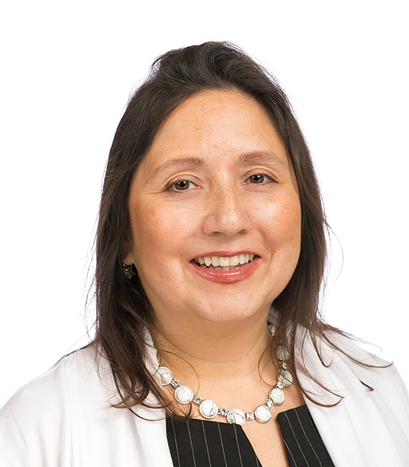 headshot of Monica Martinez