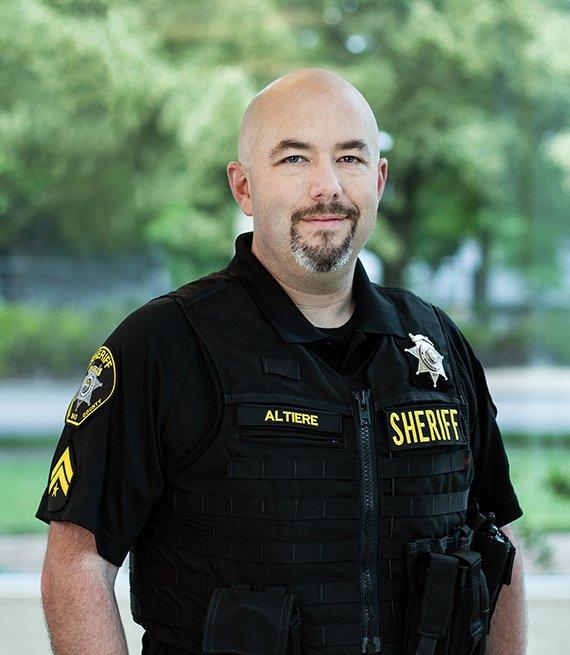 Detective Patrick Altiere