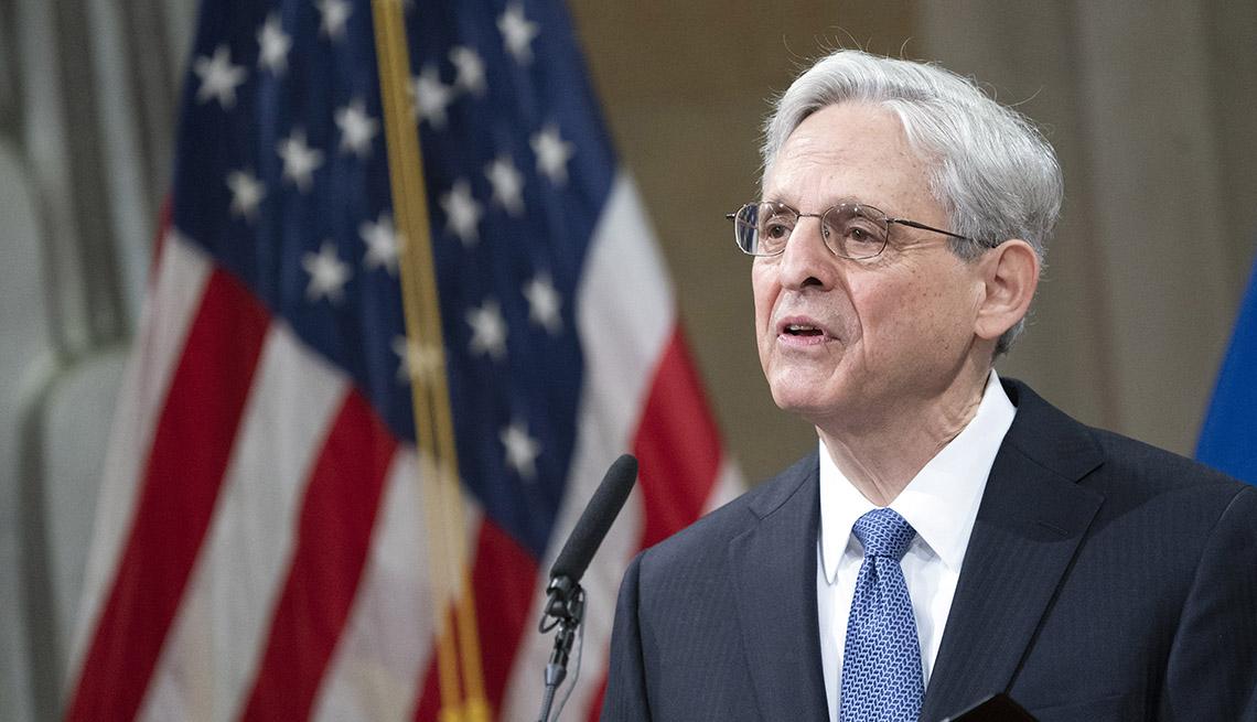 Fiscal General de los Estados Unidos Merrick Garland