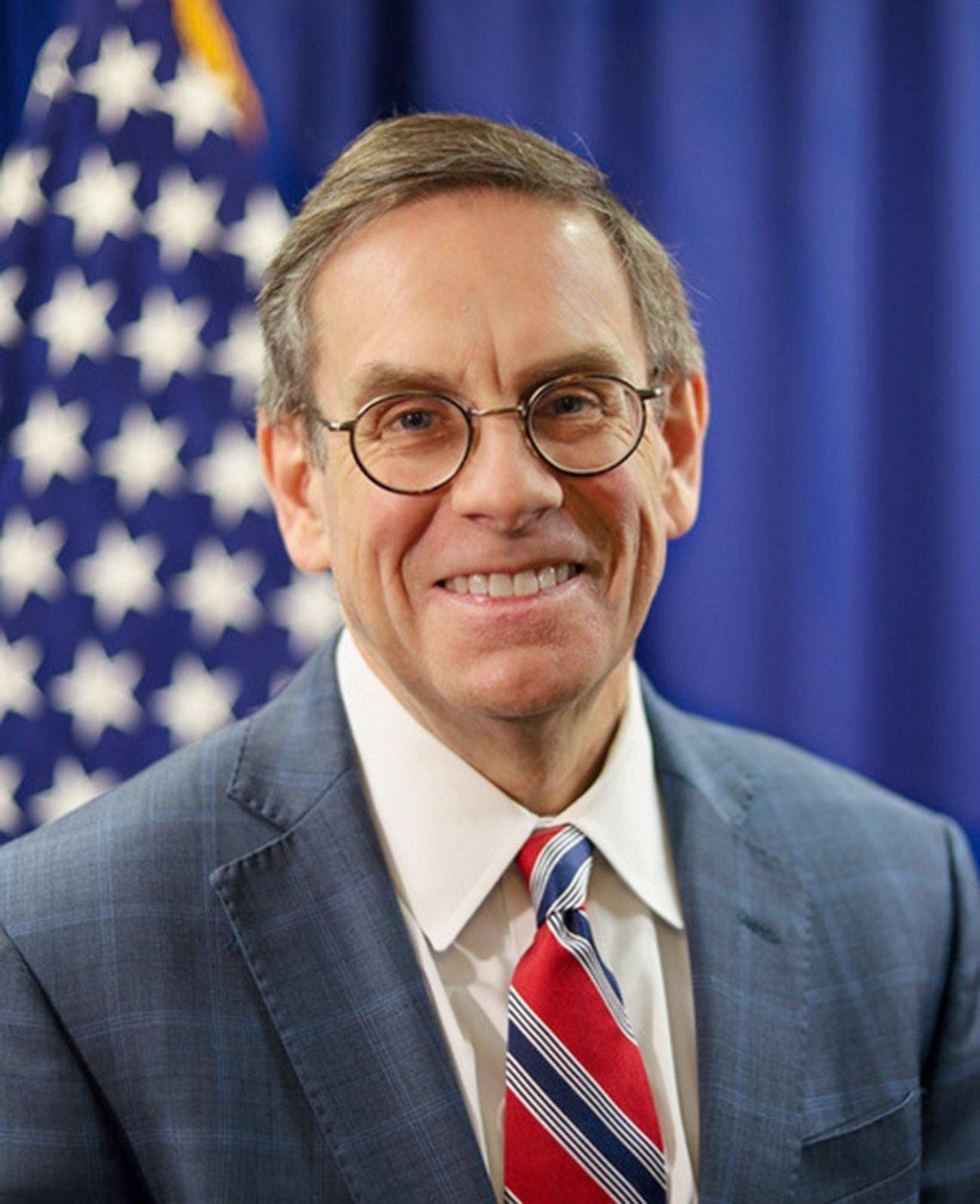 Stephen R. Kaufman, fiscal federal en funciones del Distrito Occidental de Pensilvania