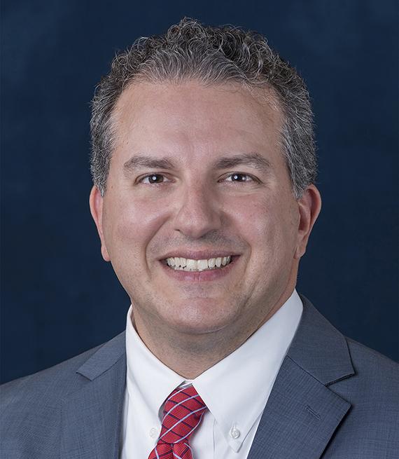 Jimmy Patronis, director financiero de Florida