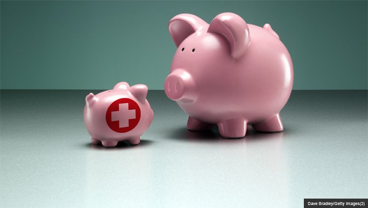 How HSAs can save you money, piggy bank.