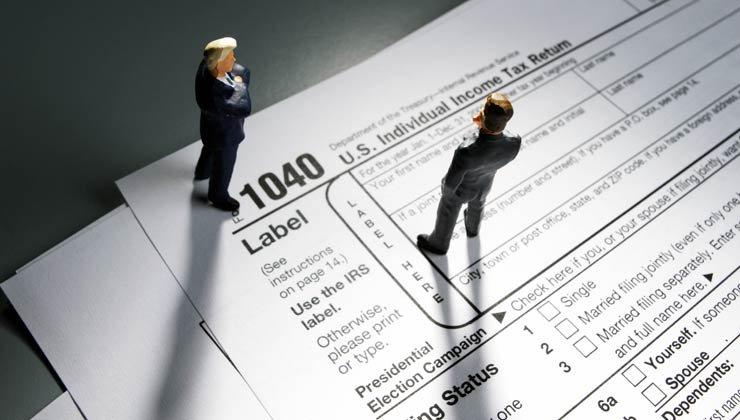 3 formas para preparar sus impuestos