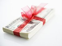 End of year gifts money charity deductions