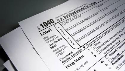 Forma 1040 de impuestos - Lo esencial que usted debe saber sobre los impuestos para 2013