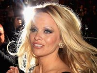 Actress and Model Pamela Anderson