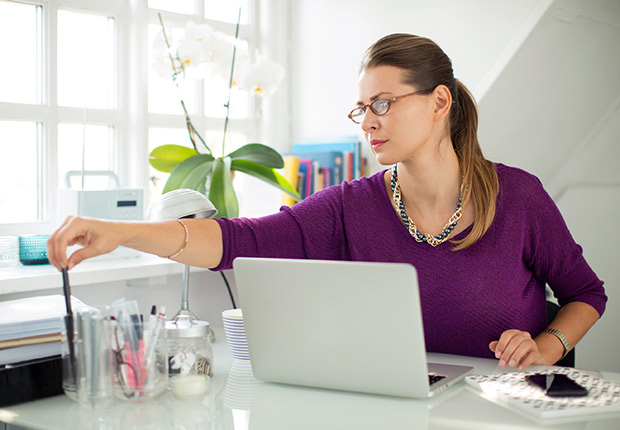 Writing off job hunt expenses, Home Office Deduction