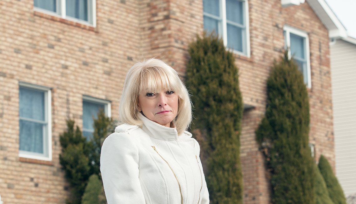 Widow Loses House Over Late Fee