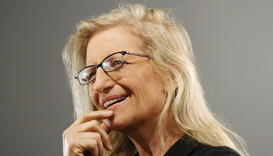 Annie Leibovitz, ricos y famosos con problemas de impuestos